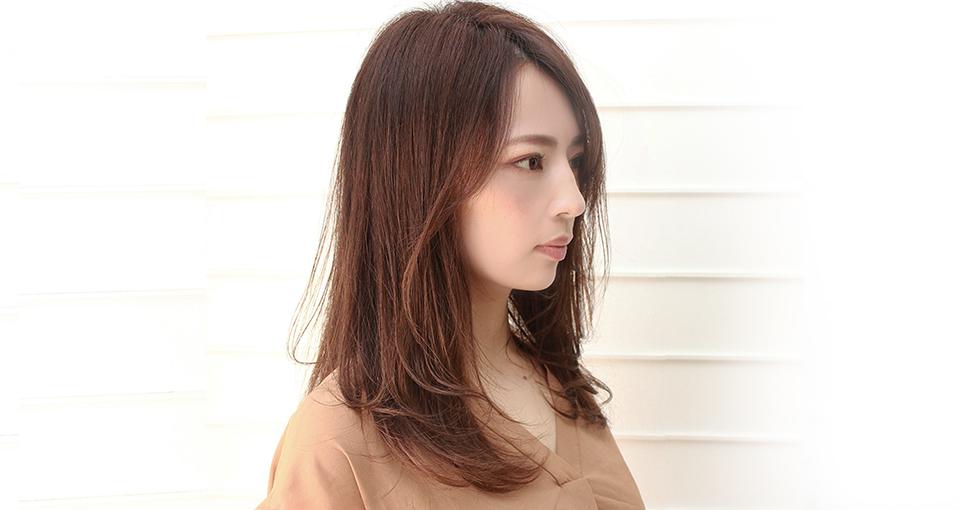 艶髪ワンカールスタイル
